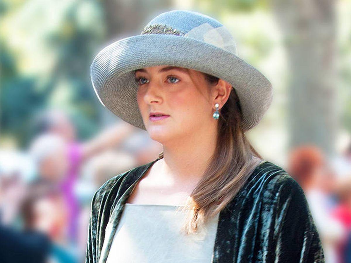 Foto:  Victoria de Hohenlohe, duquesa de Medinaceli. (Cordon)