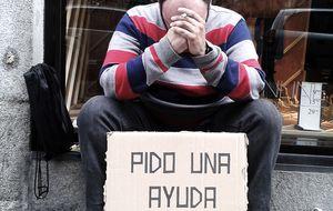 Los 'sin hogar' de la crisis
