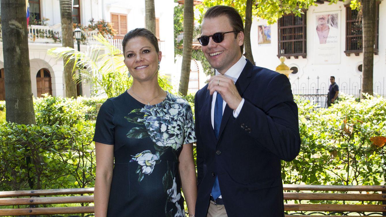 Foto: El príncipe Daniel junto a la princesa Victoria (Gtres)