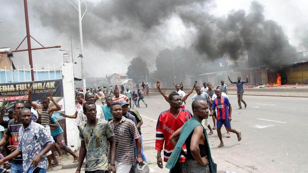 Congo, ante el abismo: El Confidencial, testigo del baño de sangre en Kinshasa
