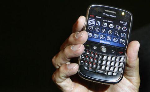 BlackBerry pega duro con el Bold
