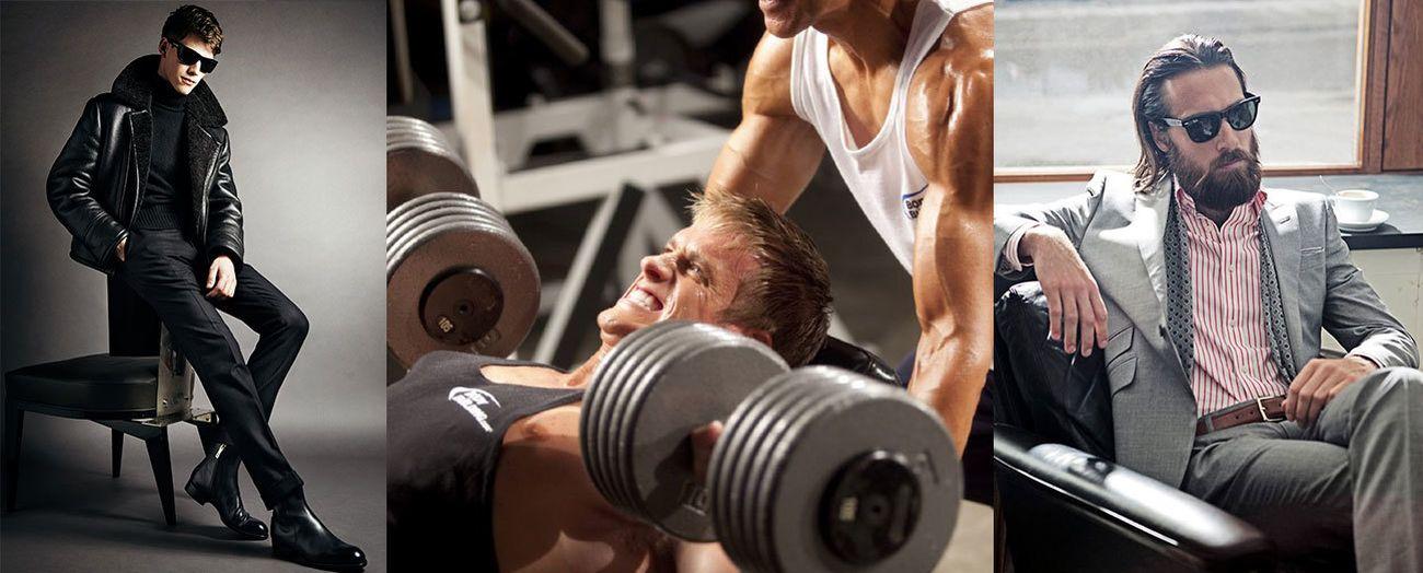 Foto: Del escote al entrenamiento de alta intensidad: ocho tendencias masculinas que triunfarán en 2015