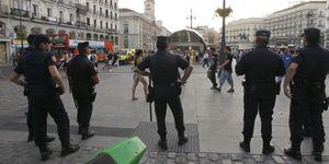 """Los 'indignados' no tienen """"intención de estar en la plaza permanentemente"""""""