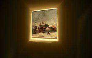 El Prado recicla los cartones de Goya sin aportar nada nuevo