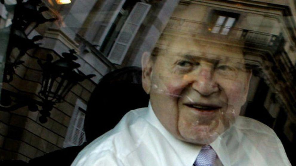 Adelson busca un banco líder que sea locomotora de la financiación de Eurovegas