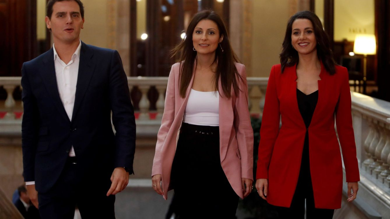 La moción de censura presentada por Cs contra Torra es rechazada por el Parlament