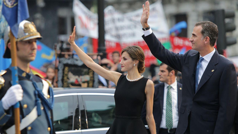 Foto: Las presencias más destacadas de la alfombra azul de los Premios Princesa de Asturias