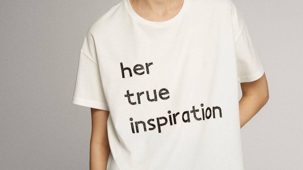 Massimo Dutti y la camiseta feminista que todas deberíamos tener