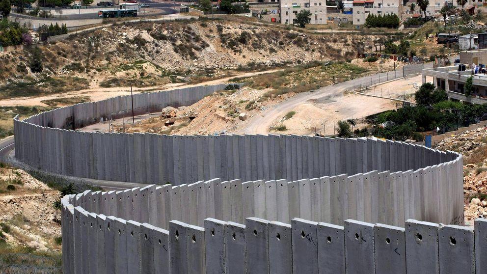 Israel empieza a construir un muro temporal en Jerusalén Este