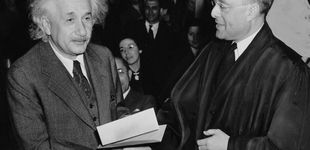 Post de El hombre que hizo a Albert Einstein mundialmente famoso