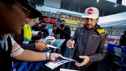 Ni en la lluvia confía un Alonso que sufre el lastre de su coche cada gran premio