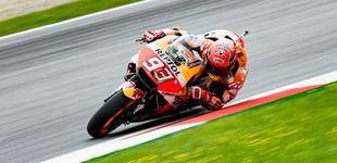 Post de Márquez cuestiona el dominio de Ducati en Austria y Lorenzo resurge