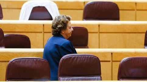 El PPCV da la espalda a Barberá y también le pedirá su acta de senadora