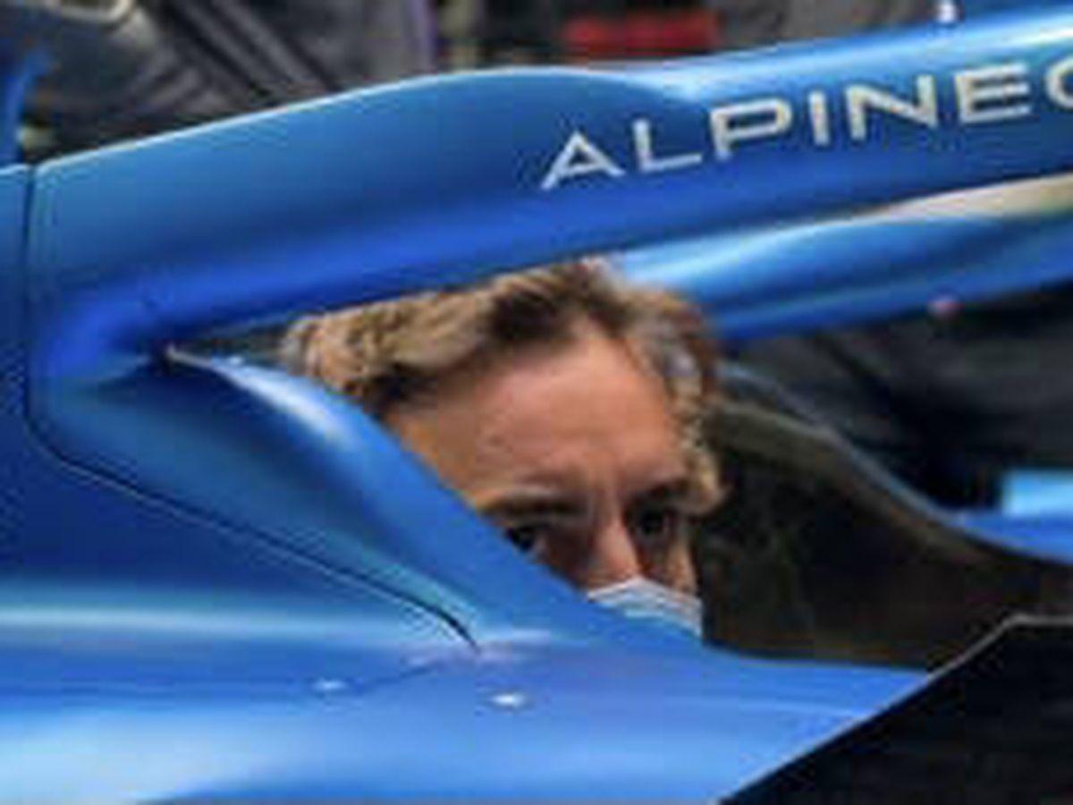Foto: Alonso llega a Sochi con mejores expectativas para el A521 que en Monza