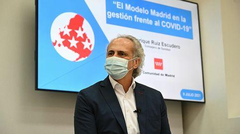 Madrid lamenta la oportunidad perdida con AstraZeneca por limitarla a 60-69 años