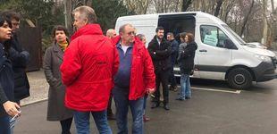 Post de Votando en furgo: así lucha el personal de la embajada en Berlín contra su limbo legal