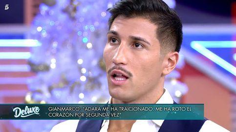 Gianmarco vuelve a hacer caja con Adara: Me ha roto el corazón por segunda vez