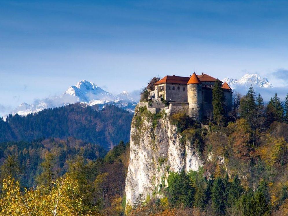 Foto: Castillo de Bled (Foto: www.slovenia.info. Autor: Klemen Kunaver)
