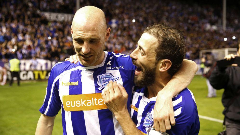 Foto: Toquero regresa a Primera (David Aguilar/EFE).