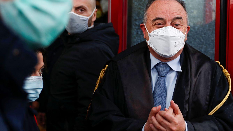 El hombre que ha llevado la mafia calabresa 'Ndrangheta al mayor juicio de su historia