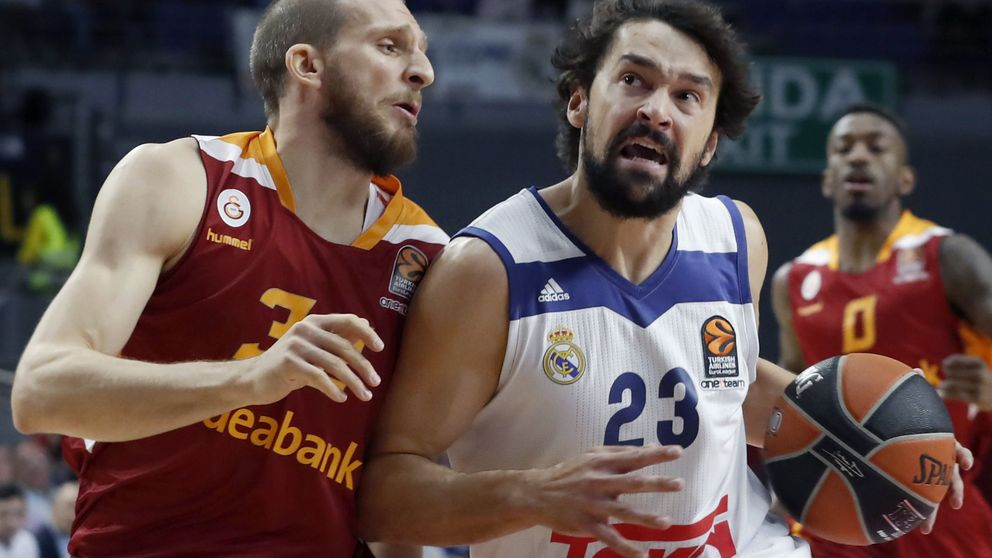 La puntería de Llull y Rudy evita la rebelión del Galatasaray