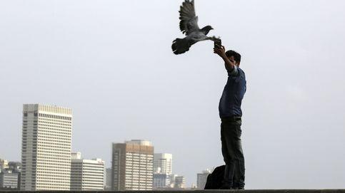 Temporada de monzón en Bombay