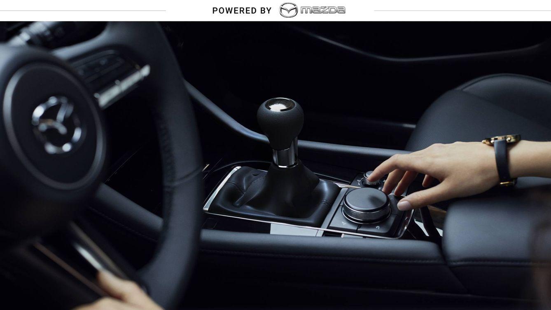 La tecnología que te permite interactuar con el nuevo Mazda3