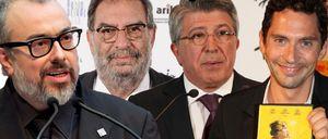 Foto: Paco León hace estallar la guerra en el cine español