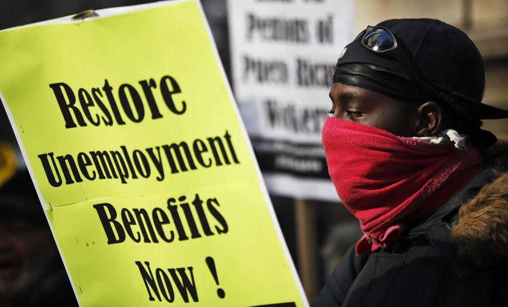 Foto: Manifestante de Occupy Wall Street (REUTERS)