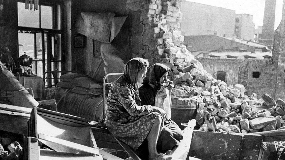 Foto: El Sitio de Leningrado.