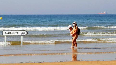 Día 70. Playas de Albacete. El inesperado cambio en el mapa de España por el covid