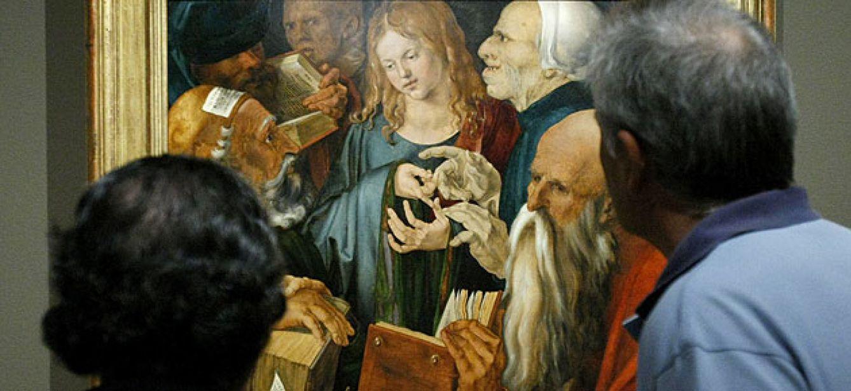 Durero y Cranach, protagonistas de la gran panorámica del Renacimiento alemán del Thyssen