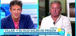 Post de Tiranteces entre Clemente y Joaquín Prat por la defensa de Villar