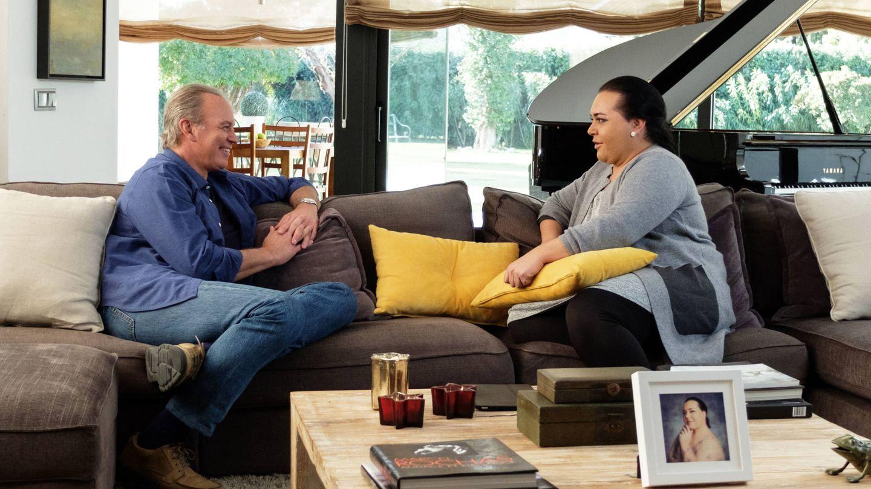 Falete y Bertín Osborne. (Telecinco)