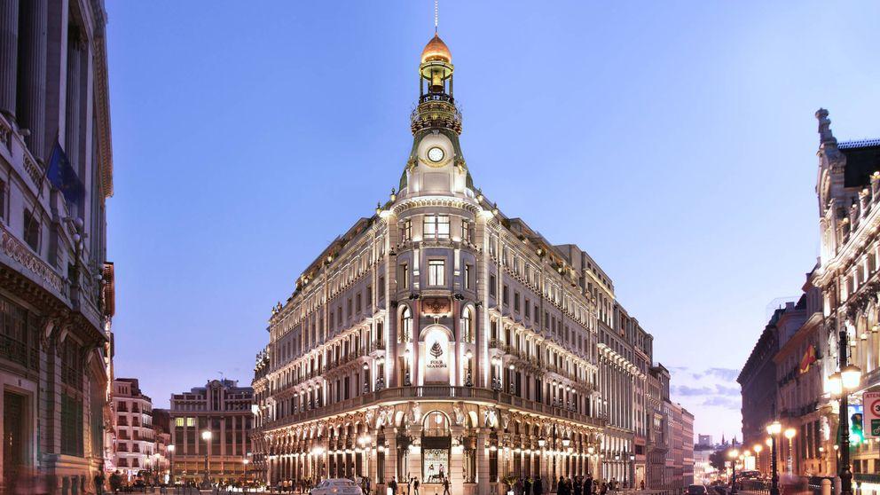 En las entrañas de Canalejas: el antiguo despacho de Conde será la 'suite' de lujo