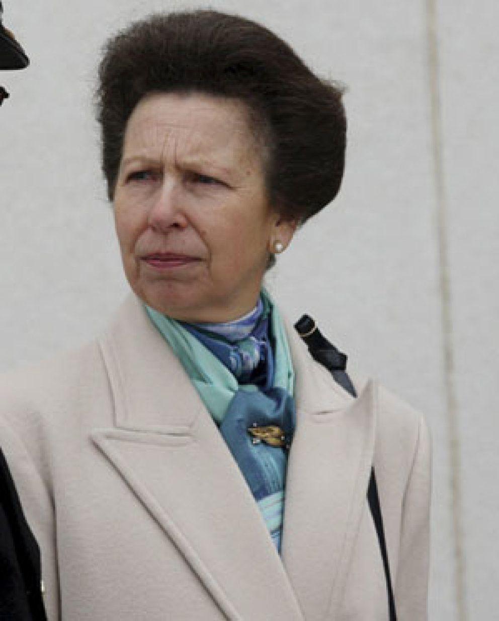 Foto: La princesa Ana, la más trabajadora de Buckingham Palace