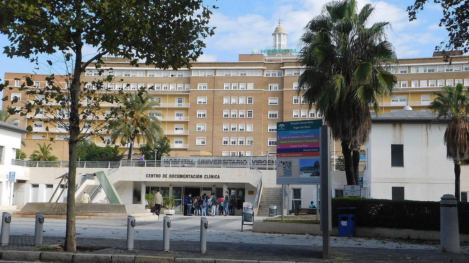 Foto: Hospital Virgen del Rocío. (Wikipedia: Pedro Sevilla)