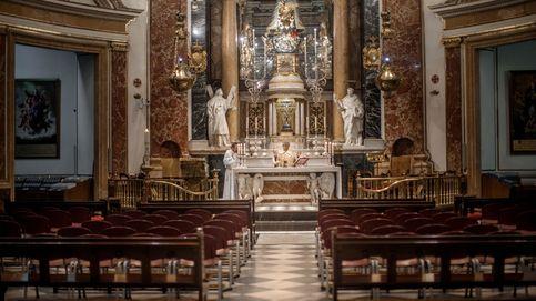 La Policía denuncia al Arzobispado de Valencia por abrir la Basílica para que los fieles vieran a la Virgen
