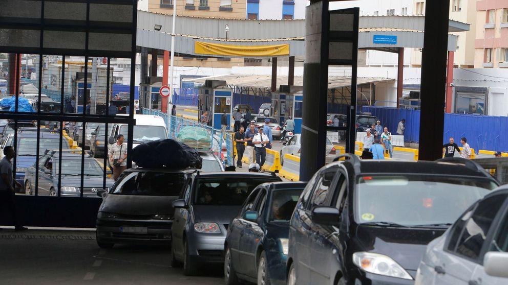 Marruecos redobla la asfixia económica de Ceuta y Melilla con un plan anticontrabando