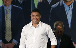 Ronaldo : ¿Benzema? No creo que lo esté haciendo mal en el Madrid