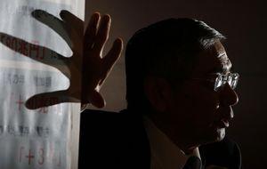 Golpe de efecto en Japón: Kuroda amplía el Abenomics a 80 billones