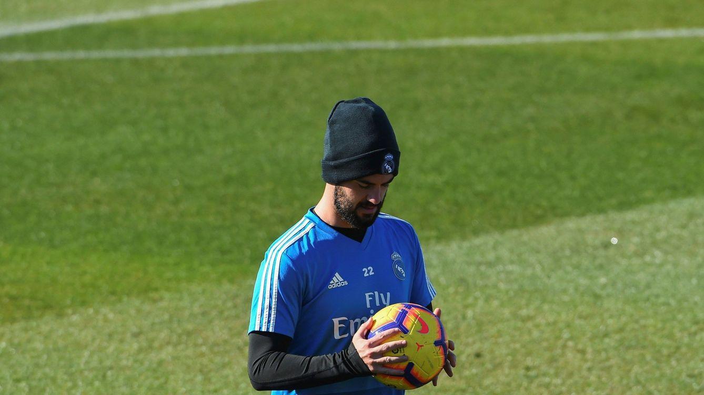 El dolor en el Real Madrid por la 'extraña' baja de Isco