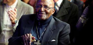 Post de Hospitalizan al premio Nobel Desmond Tutu (88 años) por una