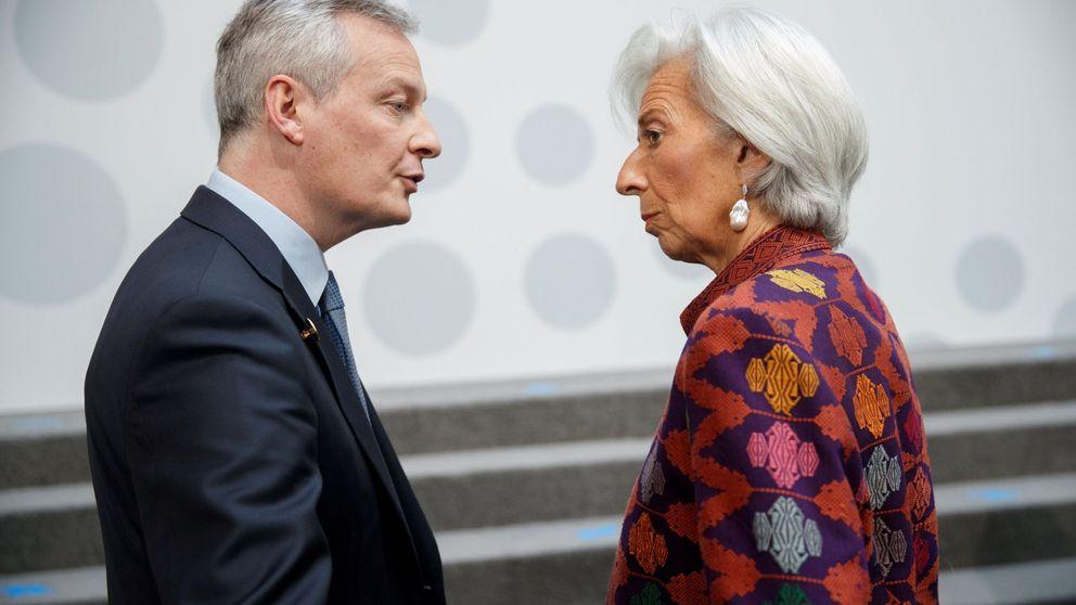 Francia pilotará la búsqueda del sustituto europeo de Lagarde al frente del FMI