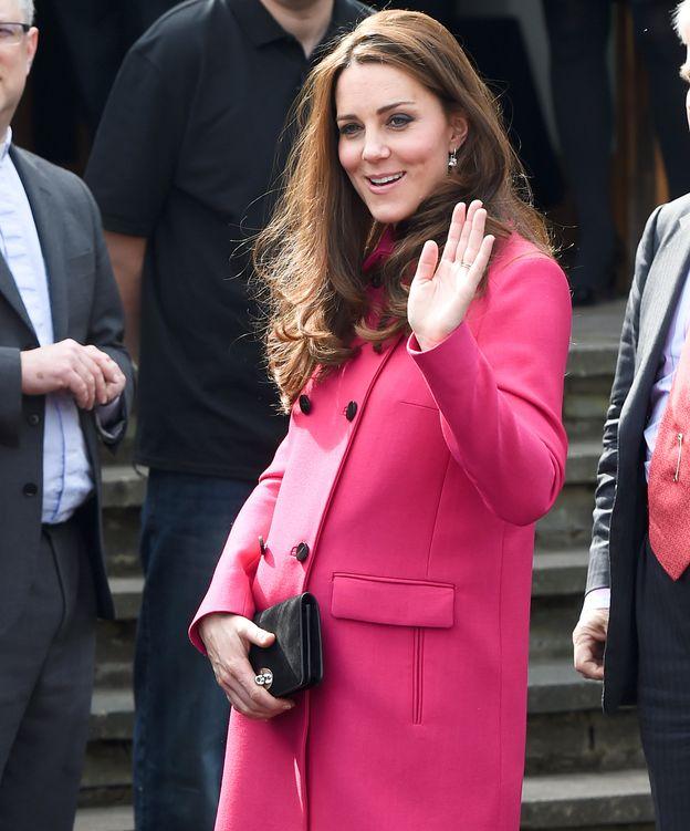 Salud: Kate Middleton se coge la baja por maternidad