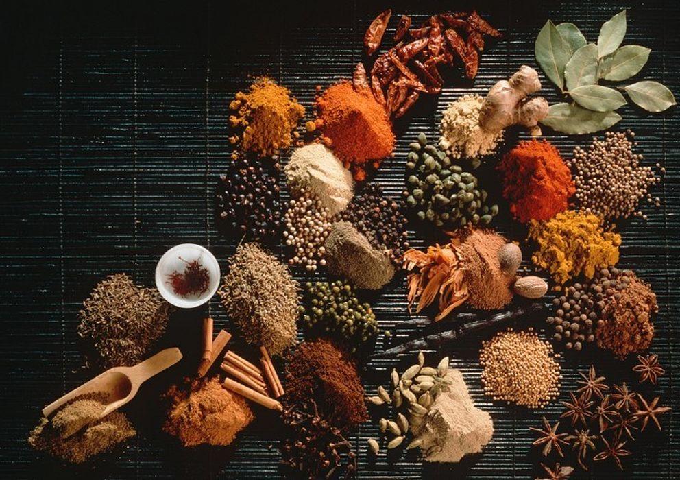 Foto: Multitud de especias que se utilizan en las cocinas de todo el mundo (I.C.)
