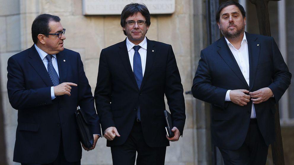 Los independentistas amagan con convocar elecciones para dentro de dos meses