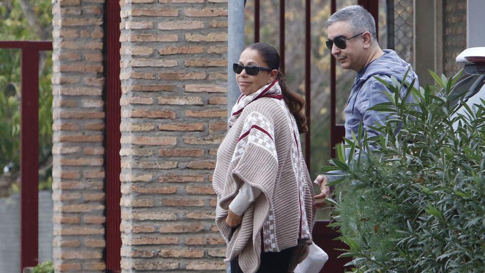 Isabel Pantoja ya es una mujer libre: no tendrá que volver a la cárcel