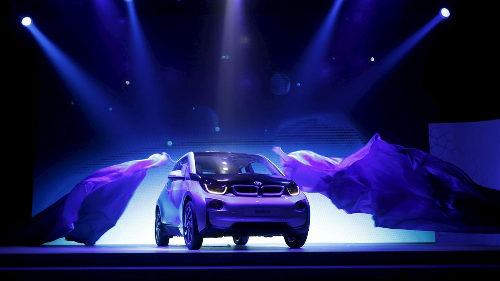 Foto: BMW i3. REUTERS/Kim Kyung-Hoon/FilesGLOBAL