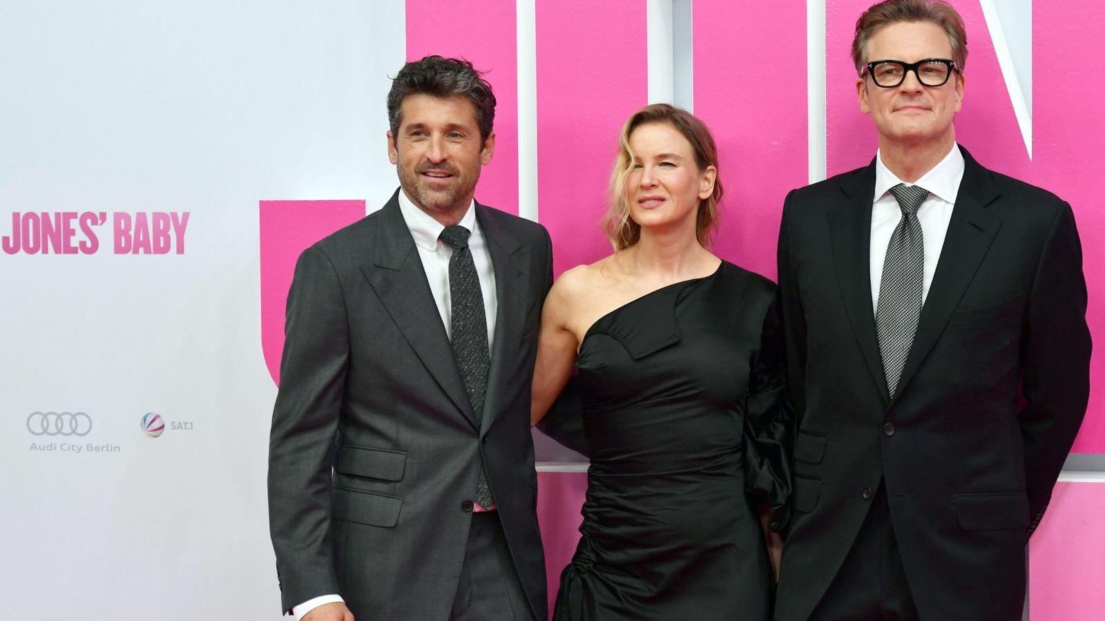 Cine Bridget Jones Poliamor Para Maduritas
